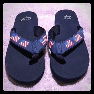 Brand New without tags  Vineyard Vines  Flipflops!